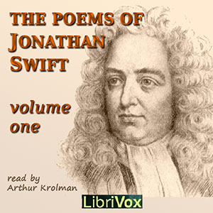 Poems of Jonathan Swift- Volume One(10351) by Jonathan Swift audiobook cover art image on Bookamo